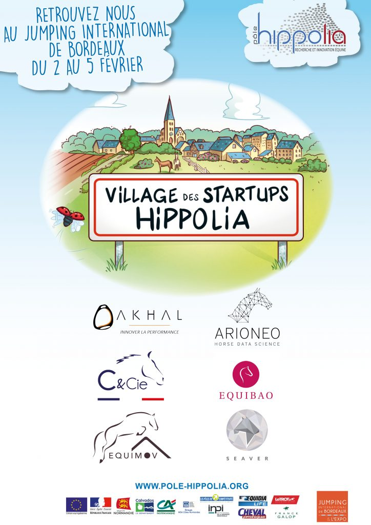 Village des startups Hippolia à Bordeaux