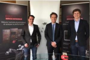Arioneo signe un partenariat avec France Galop