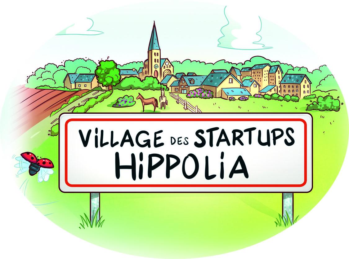 du 1er au 4 f vrier 2018 le village des startups hippolia revient au salon du cheval de. Black Bedroom Furniture Sets. Home Design Ideas
