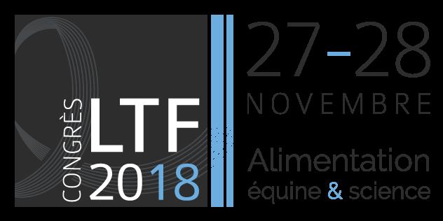 Congrès Lab To Field - 27-28 novembre 2018 Les concentrés de demain pour chevaux : quelle place pour les fibres alimentaires ?