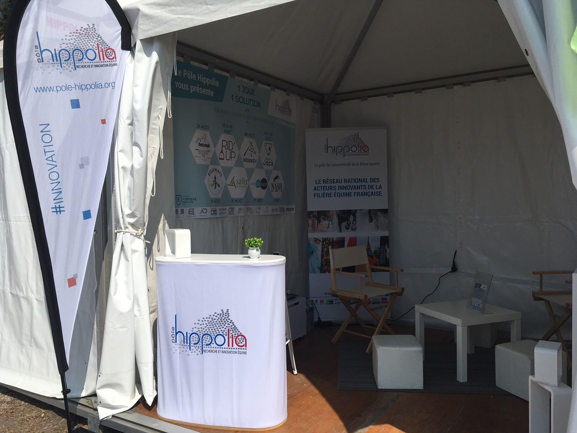 La Grande Semaine de Fontainebleau - 1 jour, 1 solution Hippolia