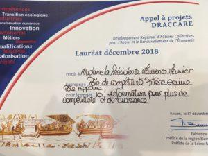 Diplome DRACCARE