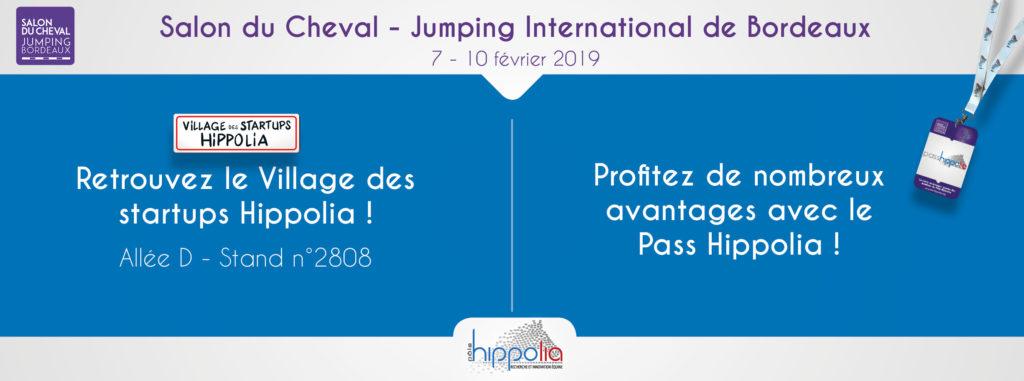 Pied de mail - VDSH + Pass Hippolia - Jumping Bordeaux - 2019 - Hippolia