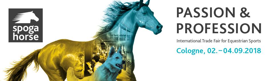 Espace France Hippolia Spoga Horse Cologne