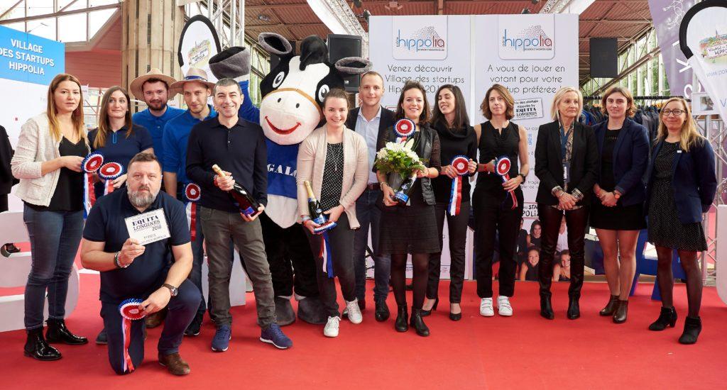 HIPPN'GO, lauréate du Prix des Startups Hippolia by Equita Longines 2018
