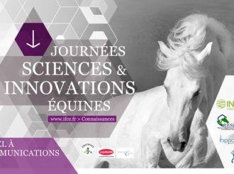 Journées sciences et innovations équine